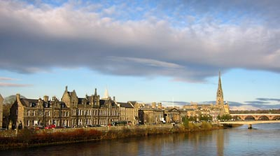 River Chambers - self-catering by the River Tay