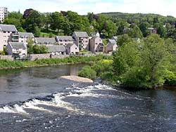 Tay Chambers - self-catering cottage apartment by the River Tay